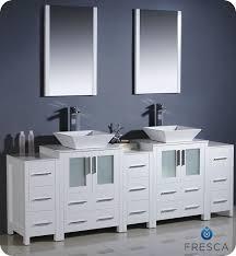 White Modern Bathroom Vanities White Modern Bathroom Vanity W Marble Countertop Bathroom