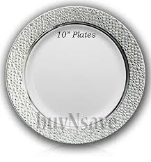 plates for wedding wedding disposable dinnerware