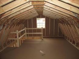 14x24 two story gambrel barn garage lp in york pa pine creek