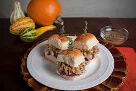 after thanksgiving turkey sliders s s