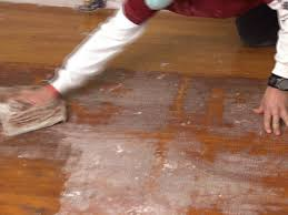 Laminate Floor Glue How To Install An Engineered Hardwood Floor How Tos Diy