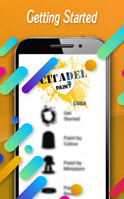 guide for citadel paint the app android apps on google play