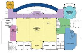 student center floor plan west virginia of osteopathic medicine conference center