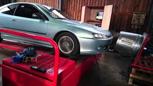 peugeot 406 coupe v6 peugeot 406 coupé v6 210ch youtube