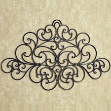 Large Wrought Iron Wall Decor Wall Decor 148 Fascinating Back To Art Outdoor Wrought Iron Wall