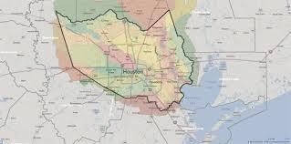 map houston harris county e surveying