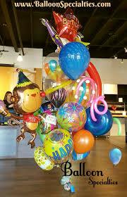 balloon delivery california birthday balloon bouquets balloon specialties