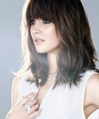 bet bangs for thick hair low forehead a style of bangs for every face shape
