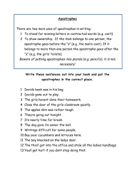 using apostrophes by claire tunnicliffe teaching resources tes