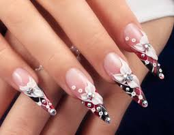15 incredible ideas for 3d nail art