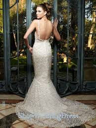 Wedding Dresses Shop Online Spaghetti Straps Lace Wedding Dresses Online Shop Canada On