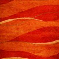 Orange Bathroom Rugs by Bathroom Accessories Design And Decoration Using Colorful Furry