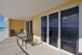 Tropic Winds Vacation Rental Condo 1004 Panama City Beach Florida Emerald Isle 1108 Direct Beachfront Paradise Condominiums For