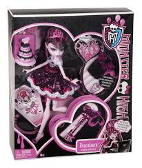 amazon monster sweet 1600 draculaura doll toys u0026 games