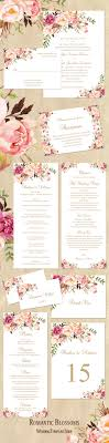 how to make your own wedding programs make your own wedding programs diy order of service all