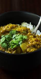crock pot lentil curry cooking maniac