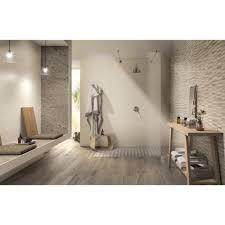 Modele Faience Salle De Bain by Carrelage Mural Salle De Bain 26x60 5 Yute Collection Fiber Naxos