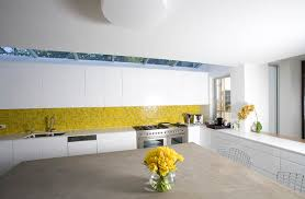 yellow kitchen design melissa collison crafting contemporary homes with unique designs