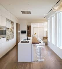 ilot cuisine blanc top 15 des plus belles cuisines avec îlot central visitedeco