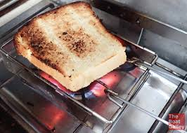 Camp Toaster Toast Without A Toaster The Boat Galley