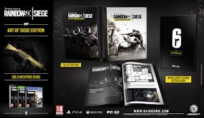 ubisoft shows off the world u0027s best special forces in rainbow six
