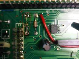 motorola radius m100 repair batboard