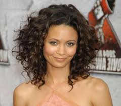 best hairstyle medium length curly