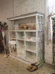 painted cottage chic shabby cape cod farmhouse cabinet shabby chic