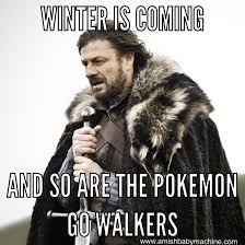 Winter Is Coming Meme - memes amish baby machine podcast