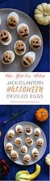 jack o u0027lantern halloween deviled eggs u2013 what great grandma ate
