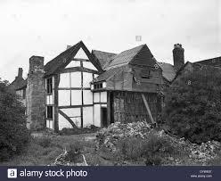 old house restoration uk black and white stock photos u0026 images alamy