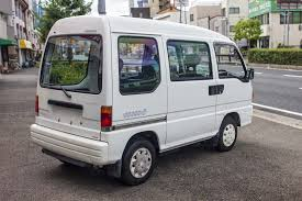 subaru sambar truck engine 1991 subaru sambar van u2013 amagasaki motor co ltd u2013 japan used