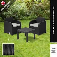 Tesco Bistro Chairs Buy Keter Allibert Atlanta Balcony Bistro Set From Our Plastic