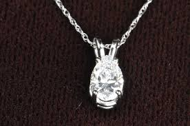shaped pendant necklace images 70 pear shaped diamond pendant necklace from timelessantiques on jpg
