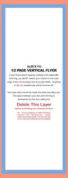 8 5 x11 brochure template design templates
