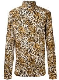 yves saint laurent shoes in sale saint laurent leopard print