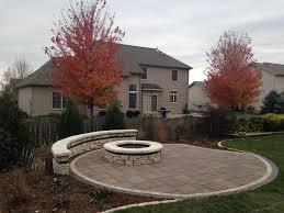 Whalen Fire Pit by Patios Walkways And Fire Pits Serenity Creek Design