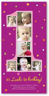 party cupcake 4x8 photo card birthday invitations shutterfly
