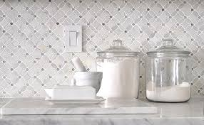 Marble Mosaic Tile Backsplash Backsplashcom - Marble backsplashes