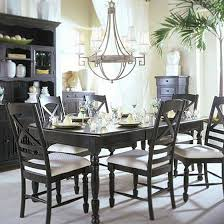 stunning black and white dining room set images design ideas