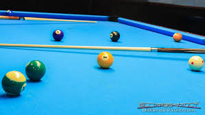 three cushion pool and billiards game united states