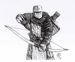 templar knight sketch by archtemplar96 on deviantart