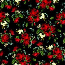 vintage roses vector seamless pattern 03 vector flower free
