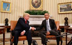 Oval Office Through The Years Clinton And Obama Laid The Groundwork For Donald Trump U0027s War On