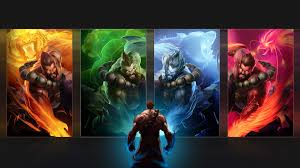 145 archer hd wallpapers backgrounds league of legends wallpapers league of legends images for windows