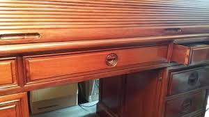 bureau secr aire bois achetez bureau secrétaire quasi neuf annonce vente à 75