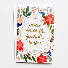 christian cards inspirational gifts home decor and more dayspring peace on earth goodwill to you 18 premium christmas boxed cards