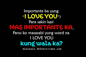 wedding quotes tagalog tagalog quotes for him 365greetings