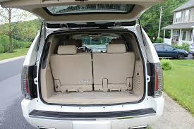 2012 Cadillac Escalade Interior Review 2012 Cadillac Escalade Awd Premium Collection Autosavant