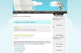 drupal themes jackson 120 best free drupal themes